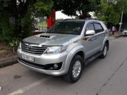 Cần bán xe Toyota Fortuner 2.5 G 2014, màu bạc giá 765 triệu tại Hà Nội