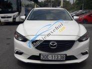 Bán Mazda 6 2.0 AT năm sản xuất 2015, màu trắng   giá 738 triệu tại Hà Nội