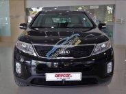 Cần bán lại xe Kia Sorento năm sản xuất 2016, màu đen giá 790 triệu tại Tp.HCM