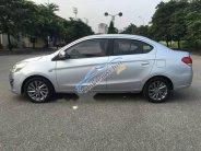 Bán xe Mitsubishi Attrage 1.2MT đời 2016, màu bạc, xe nhập giá 365 triệu tại Hà Nội