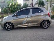 Cần bán lại xe Kia Morning 1.0 AT Sport sản xuất năm 2011, màu xám  giá 339 triệu tại Hải Phòng