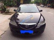 Bán Mazda 6 năm sản xuất 2006, màu đen số sàn  giá 249 triệu tại Hà Nội