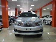 Bán xe Toyota Fortuner 2.7V đời 2014, màu bạc giá 755 triệu tại Hà Nội