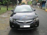 Chính chủ bán ô tô Honda Civic 1.8AT đời 2011, màu đen giá 480 triệu tại Tp.HCM