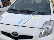 Chính chủ bán lại xe Toyota Yaris 1.5 AT đời 2013, màu trắng giá 450 triệu tại Hà Nội