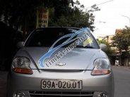 Bán Chevrolet Spark 0.8 MT năm 2012, màu bạc, 180tr giá 180 triệu tại Hà Nội