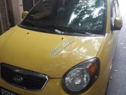 Bán Kia Morning AT đời 2010, màu vàng, nhập khẩu giá 275 triệu tại Hà Nội