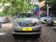 Bán xe Toyota Fortuner 2.7V đời 2016, màu bạc số tự động, 925 triệu giá 925 triệu tại Hà Nội