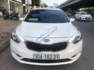 Bán xe Kia Cerato 1.6 AT sản xuất và đăng ký 2017, xe tư nhân chính chủ giá 520 triệu tại Hà Nội
