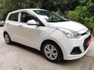 Cần bán gấp Hyundai Grand i10 đời 2014, màu trắng còn mới, giá chỉ 255 triệu giá 255 triệu tại Hà Nội