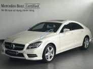 Bán xe Mercedes CLS350 trắng cũ - lướt 4/2018 chính hãng giá 2 tỷ 499 tr tại Tp.HCM