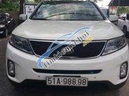Bán xe Kia Sorento đời 2014, màu trắng, giá chỉ 755 triệu giá 755 triệu tại Tp.HCM