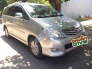 Cần bán Toyota Innova MT đời 2010, màu bạc giá 378 triệu tại Đà Nẵng