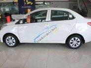 Cần bán xe Hyundai Grand i10 2018, màu trắng giá 325 triệu tại Tp.HCM
