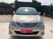Bán xe Toyota Innova sản xuất 2011, màu vàng giá cạnh tranh giá 469 triệu tại Hà Nội