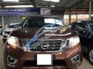 Bán ô tô Nissan Navara SL 2.5MT 2016, màu nâu, máy dầu, số sàn, 2 cầu điện giá 606 triệu tại Tp.HCM
