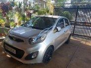 Cần bán xe Kia Picanto sản xuất năm 2014, màu bạc giá cạnh tranh giá 280 triệu tại Gia Lai