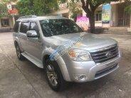 Cần bán lại xe Ford Everest 2.5 AT đời 2011, màu bạc như mới giá cạnh tranh giá 525 triệu tại Hà Nội