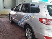 Cần bán gấp Hyundai Santa Fe SLX năm 2009, màu bạc giá cạnh tranh giá 635 triệu tại Hà Nội