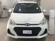 Bán Hyundai I10 1.2 MT Base màu trắng xe có sẵn giao ngay hỗ trợ vay trả góp lãi suất ưu đãi, LH 0903175312 giá 330 triệu tại Tp.HCM