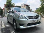 Bán Toyota Innova 2.0E số sàn, màu bạc, Sx 2012, phom 2013 giá 498 triệu tại Hà Nội