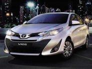 Bán xe Toyota Vios G năm 2018 mới nhất, màu bạc giá 606 triệu tại Tp.HCM