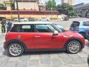 Cần bán xe Mini Cooper 2.0AT sản xuất 2015, màu đỏ giá 1 tỷ 260 tr tại Tp.HCM