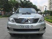 Bán Toyota Fortuner G 2.5 màu ghi bạc Sx 2014, xe đăng ký tư nhân một chủ đi từ mới giá 808 triệu tại Hà Nội