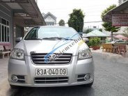Bán ô tô Daewoo Gentra năm sản xuất 2009, màu bạc giá 190 triệu tại Đồng Tháp