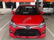 Bán Toyota Wigo 1.2MT đời 2018, màu đỏ, nhập khẩu   giá 345 triệu tại Tp.HCM