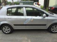 Cần bán xe Getz 1.1 MT, màu ghi bạc, xe đăng ký tên tư nhân của gia đình giá 205 triệu tại Hà Nội