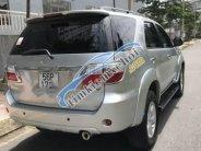 Bán ô tô Toyota Fortuner AT 2009, màu bạc, giá tốt giá 525 triệu tại Tp.HCM