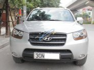 Bán xe Santa Fe MLX 2008 màu bạc, đăng ký chính chủ từ đầu, biển 4 số giá 535 triệu tại Hà Nội
