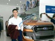 Bán ô tô Ford Ranger Wildtrak Turbo sản xuất năm 2018, màu cam giá 853 triệu tại Phú Thọ