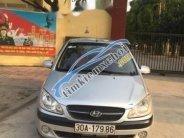Cần bán gấp Hyundai Getz sản xuất 2009, màu bạc, 230 triệu giá 230 triệu tại Hà Nội