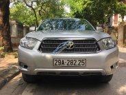 Cần bán Toyota Highlander đời 2008, màu bạc giá 760 triệu tại Hà Nội