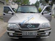 Bán Ssangyong Musso năm sản xuất 2000, màu bạc, nhập khẩu, BS TP HCM 51G-596.12 giá 215 triệu tại Bình Dương