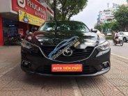 Cần bán gấp Mazda 6 năm sản xuất 2016, màu đen, 755 triệu giá 755 triệu tại Hà Nội