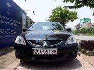 Bán ô tô Mitsubishi Lancer 1.6AT đời 2005, màu đen số tự động, giá 235tr giá 235 triệu tại Hà Nội