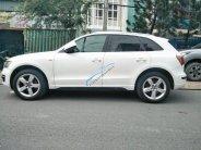 Bán Audi Q5 màu trắng, xe nhập giá 1 tỷ 100 tr tại Bình Dương