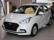 Bán Hyundai I10 1.2 MT sedan màu trắng xe có sẵn giao ngay, hỗ trợ vay trả góp lãi suất ưu đãi, LH 0903 175 312 giá 350 triệu tại Tp.HCM