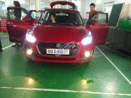Bán Suzuki Swift năm sản xuất 2018, màu đỏ, nhập khẩu Thái, giá chỉ 499 triệu giá 499 triệu tại Hà Nội