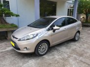 Cần bán xe Ford Fiesta đời 2013, không va chạm, máy móc êm giá 380 triệu tại Hà Nội