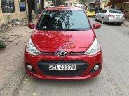 E cần bán xe Hyundai Grand i10 Hatchback, bản 1.2AT cuối 2014, đi chuẩn 5v3 giá 358 triệu tại Hà Nội