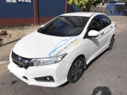 Bán xe Honda City 2016, màu trắng, giá tốt giá 516 triệu tại Tp.HCM