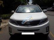 Bán xe Kia Sorento 2.4L GATH ĐK 8.2016, màu trắng giá 830 triệu tại Tp.HCM