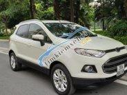Chính chủ bán Ford EcoSport 1.5 AT 2016, màu trắng giá 555 triệu tại Hà Nội