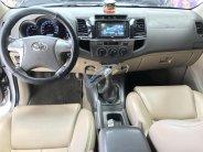 Bán Toyota Fortuner G 2.5MT máy dầu, số sàn, màu bạc sản xuất cuối 2012 mẫu mới gốc Sài Gòn giá 756 triệu tại Tp.HCM