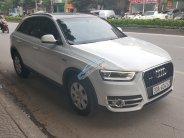 Bán xe Audi Q3 sx 2014 màu trắng nhập khẩu nguyên chiếc Tây Ba Nha, xe 1 chủ đi từ mới rất giữ gìn giá 1 tỷ 190 tr tại Hà Nội