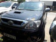 Bán xe Toyota Hilux 3.0G sản xuất năm 2009, màu đen giá 380 triệu tại Hà Nội